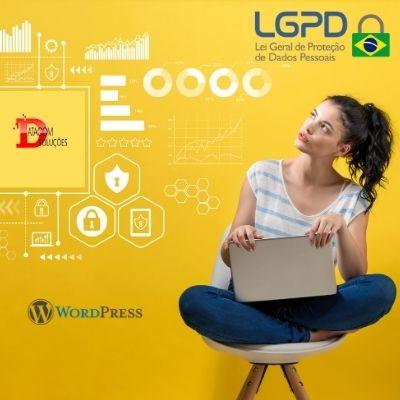Site em complace LGDP Datacom Solucoes 3